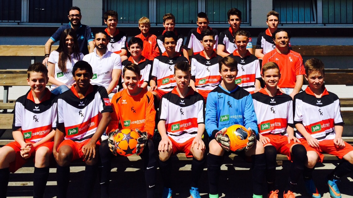 Read more about the article FC Küssnacht CA Junioren