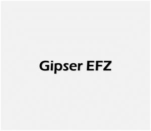 Gipser EFZ weiss