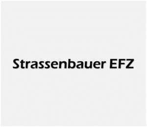 Strassenbauer EFZ weiss